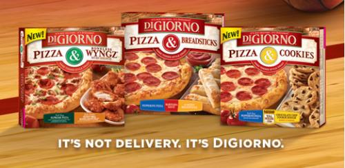 Digiorno Pizza review: digiorno pizza | hungry blogger